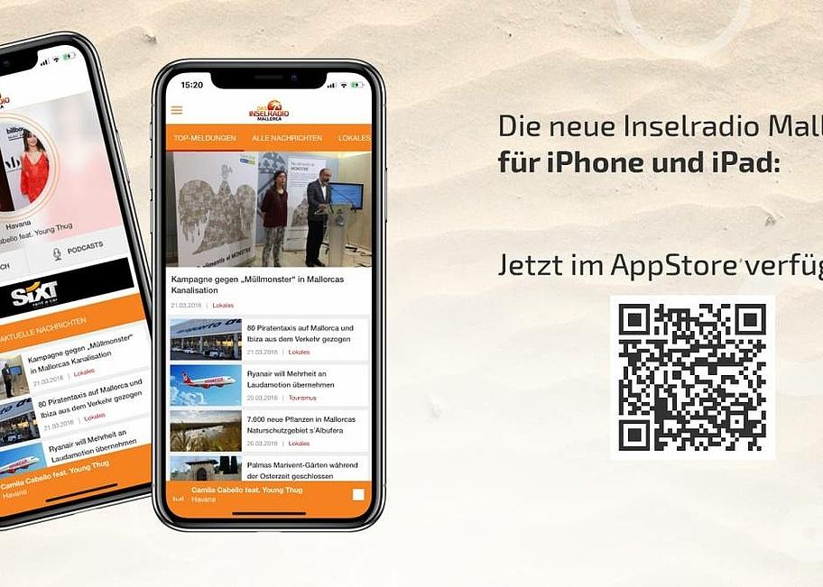 Inselradio App