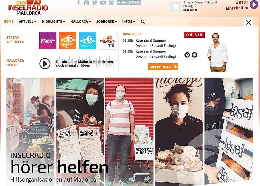 Jobs Mallorca Inselradio